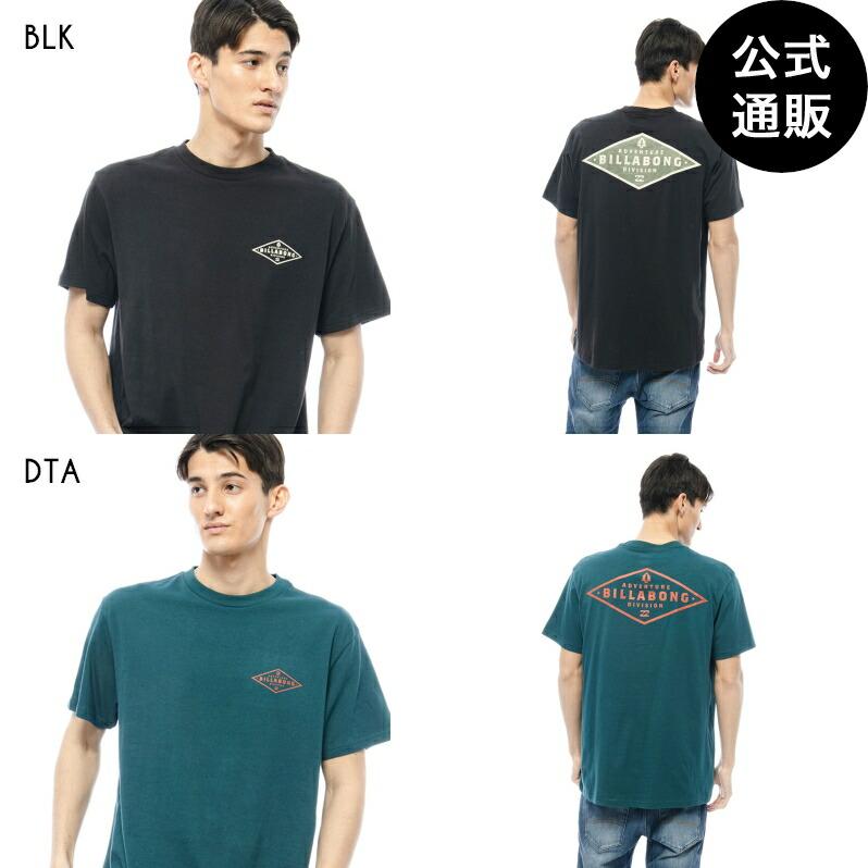 2020 ビラボン メンズ 【A/DIV.】  ALPINE Tシャツ【2020年秋冬モデル】