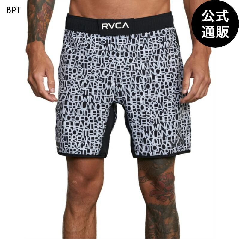 ●2021 RVCA ルーカ SPORT メンズ 【BEDWIN】 NOGI SHORT ウォークパンツ/ショートパンツ【2021年春夏モデル】