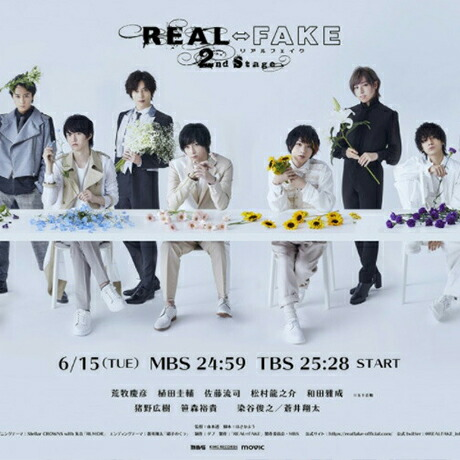 Real FAKE 2nd Stage