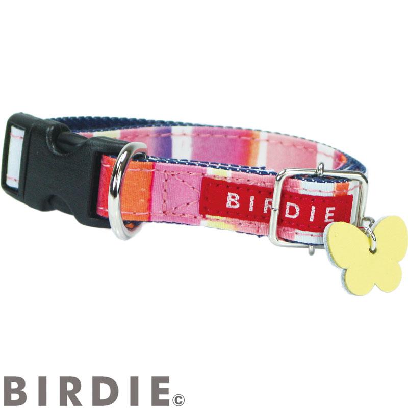 BIRDIEマルチボーダーカラーピンク
