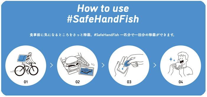 SafeHandFish セーフハンドフィッシュ