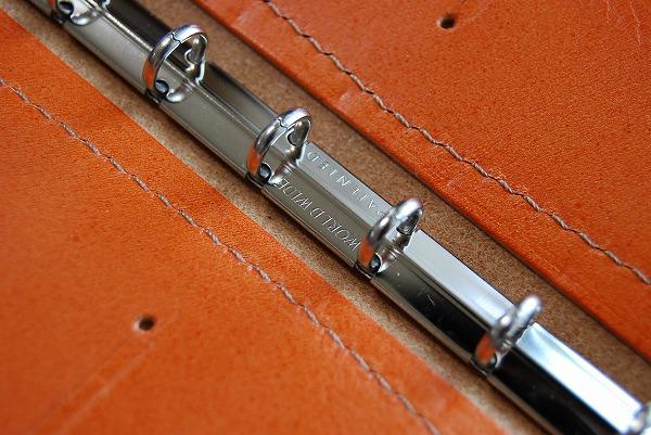 リングは最小の8mmで超コンパクトサイズ
