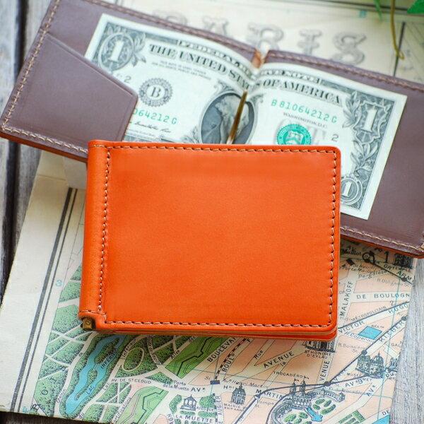 BlancCouture LeatherWorkshop  Get lots money clip leather card ... 3bbd73d94