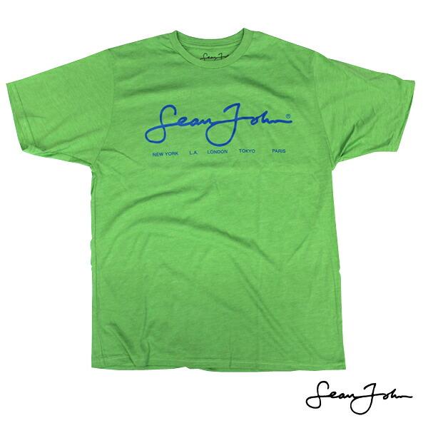 13dc9759ce3 blast  SEAN JOHN   Sean John short sleeve T shirt seanjohn karlkani ...