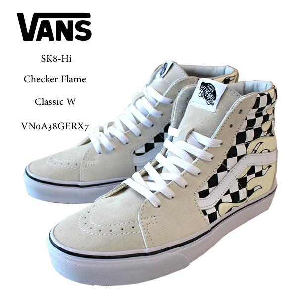 b90362f62b3d blast  US-limited VANS vans sneakers SK8-Hi checker frame OLD SKOOL ...