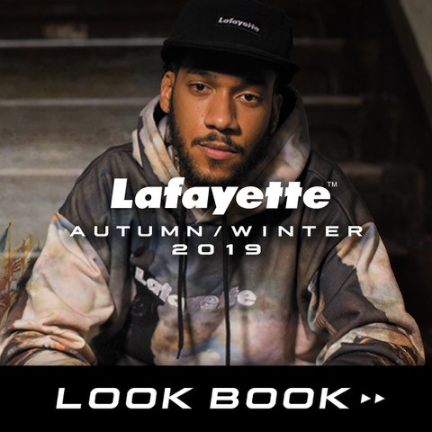 Lafayette 2019AW LOOK
