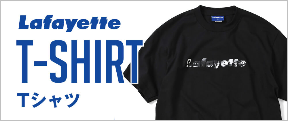 Lafayette Tシャツ