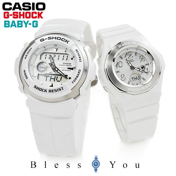 ポイント10倍 ペアウォッチ gショック 腕時計 ペア G−SHOCKペア G-300LV-7AJF-BGA-100-7B3JF <br /><br /> カップル ウォッチ ブランド 送料無料 %OFF B10