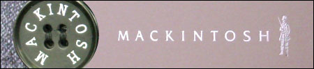 MACKINTOSH(マッキントッシュ)