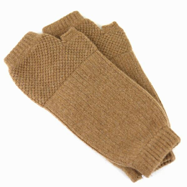 Color image of GLEN GORDON( Glenn Gordon) Angola blend wool hand warmer, NGG0854