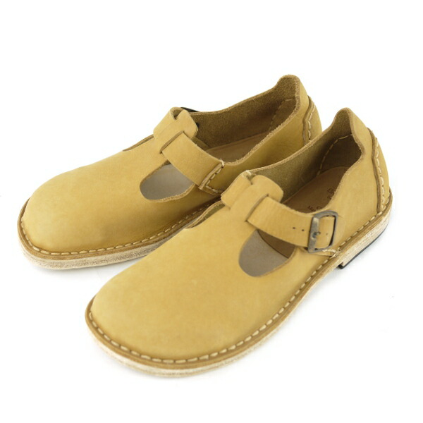 Broe&Co(ブロー&コー) HAND MADE DUCK FOOT T-STRAP SHOES?CNBC0951のカラー画像