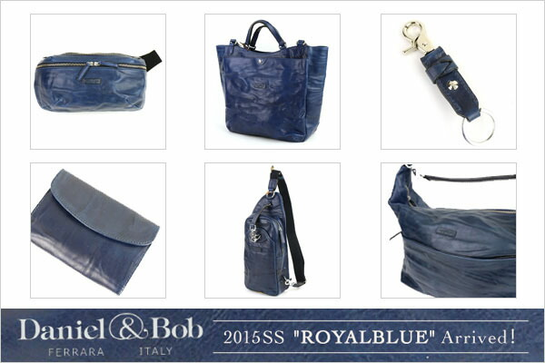 """2015 S/S NEW COLOR """"ROYALBLUE"""""""