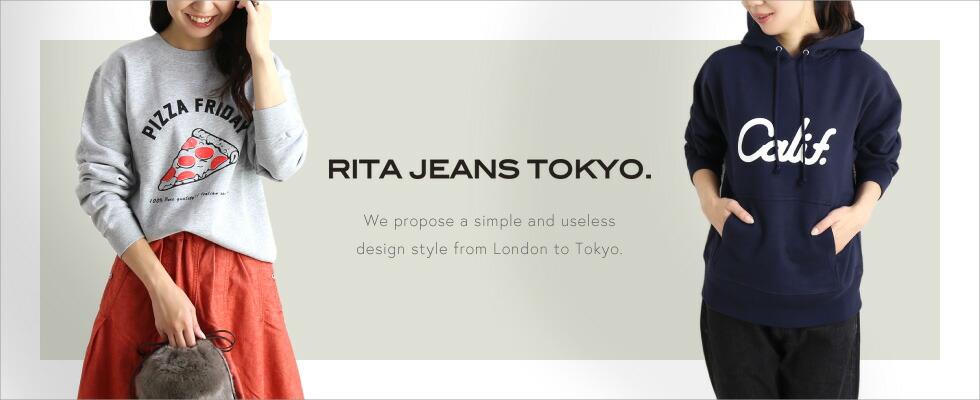 RITA JEANS TOKYO(リタジーンズトウキョウ)