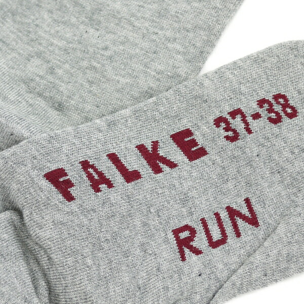 "FALKE(ファルケ) コットン  ショートソックス ""COTTON WALKIE""・16605 の詳細画像"