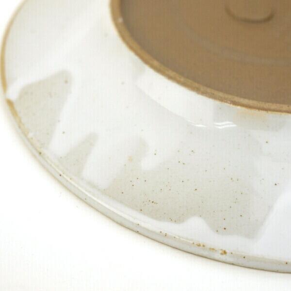 "studio m'(スタジオ エム) 陶器 グリーズ プレートL""GRISE PLATE L""・GRISEPLATE の詳細画像"