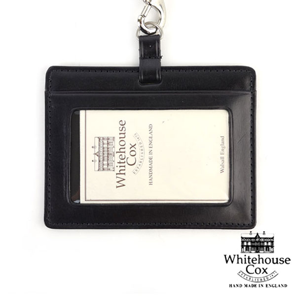 """Whitehouse Cox(ホワイトハウスコックス) ブライドルレザー  IDホルダー  """"BRI ID HOLDER""""・S9736 のカラー画像"""
