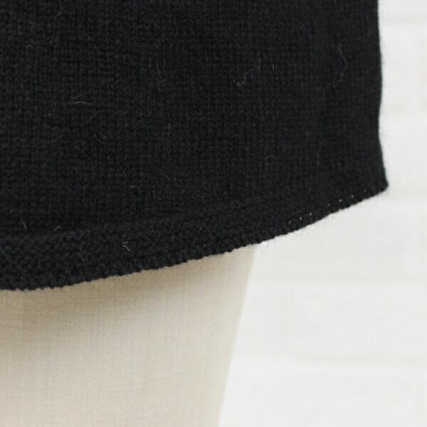 edi(エンリコドマーニ) ウール アンゴラ ショールカラー ニットカーディガン・60360812 の詳細画像