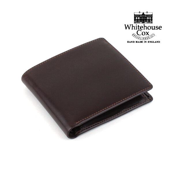 """Whitehouse Cox(ホワイトハウスコックス) ブライドルレザー 二つ折り財布 """"NC/COIN CASE""""・S7532 のカラー画像"""