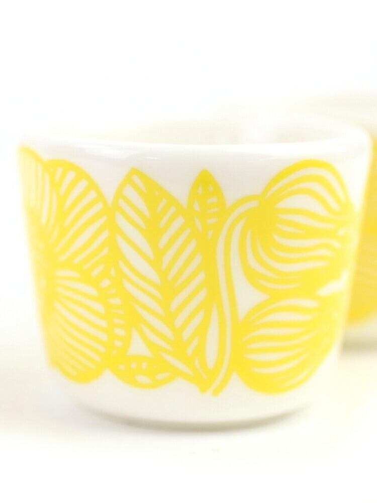 "marimekko(マリメッコ)  エッグカップ 2個セット ""KURJENPOLVI EGG CUP(2SET)""・5263166359 の詳細画像"