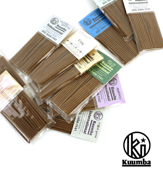 Kuumba(クンバ) スティック インセンス お香 ミニサイズB (28本入り)・MINI-INCENSE  #Kuumba