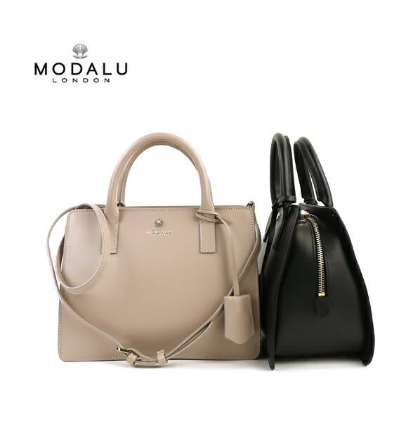 MODALU(モダルー) レザー 2WAY ミニバッグ jasmine grab・MH5094  #MODALU