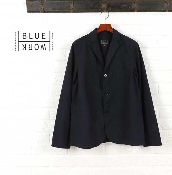 Blue Work(ブルーワーク) ポリエステルレーヨン  ワークジャケット・54-08-62-08101  #BlueWork