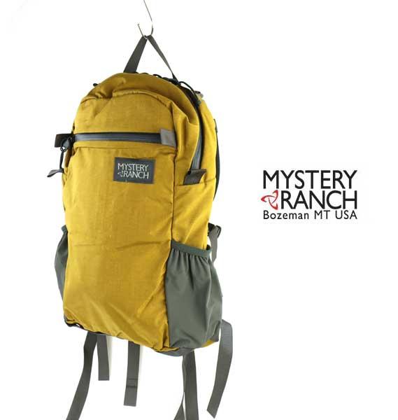 "MYSTERY RANCH(ミステリーランチ) コーデュラナイロン リュック バックパック デイパック  ""STREET FIGHTER""・19761093  #MYSTERYRANCH"