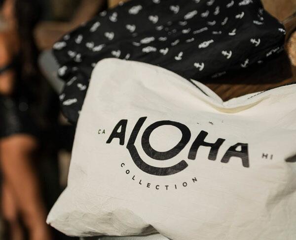 """ALOHA collection(アロハコレクション) タイベック防滴加工 ALOHA トラベルミニポーチ """"ORIGINAL S""""・5058011  #ALOHAcollection"""