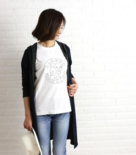 Munich(ミューニック) コットン 半袖 ステッチ刺繍 Tシャツ・MN161U20  #Munich