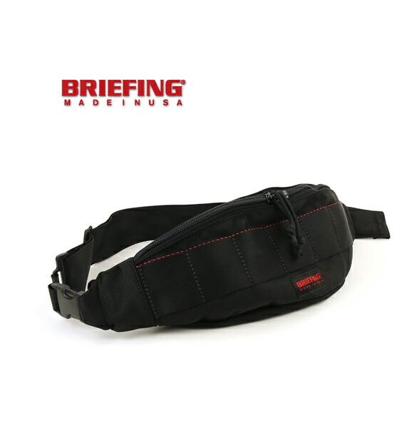 BRIEFING(ブリーフィング) バリスティック ナイロン  ボディバッグ TRIPOD・BRF071219  #BRIEFING