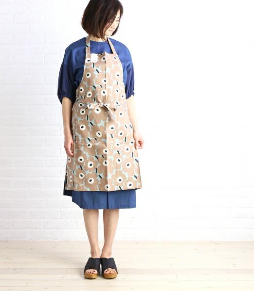 marimekko(マリメッコ) 日本限定 ウニッコ エプロン・52179468580  #marimekko
