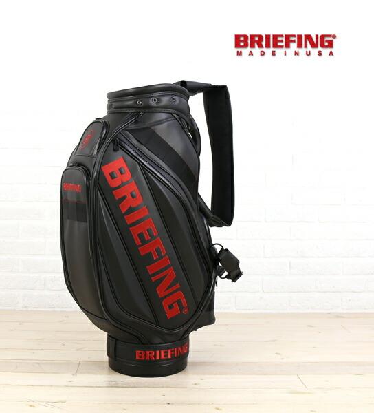 BRIEFING(ブリーフィング)   ゴルフバッグ キャディバッグ CR-3・BRG014CR3  #BRIEFING