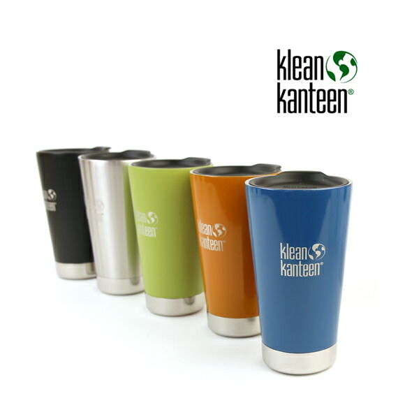 Klean Kanteen(クリーンカンティーン) ステンレス インスレート 16oz タンブラー 473ml・K16VSSC  #KleanKanteen