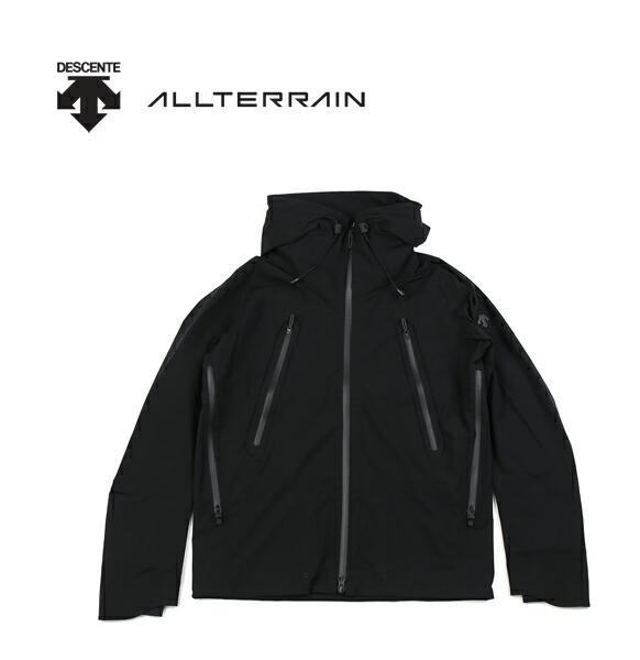 DESCENTE ALLTERRAIN(デサント オルテライン) インナーサーフェステクノロジー アクティブシェル  ジャケット INNER SURFACE TECHNOLOGY ACTIVE SHELL JACKET・DIA3753  #DESCENTEALLTERRAIN