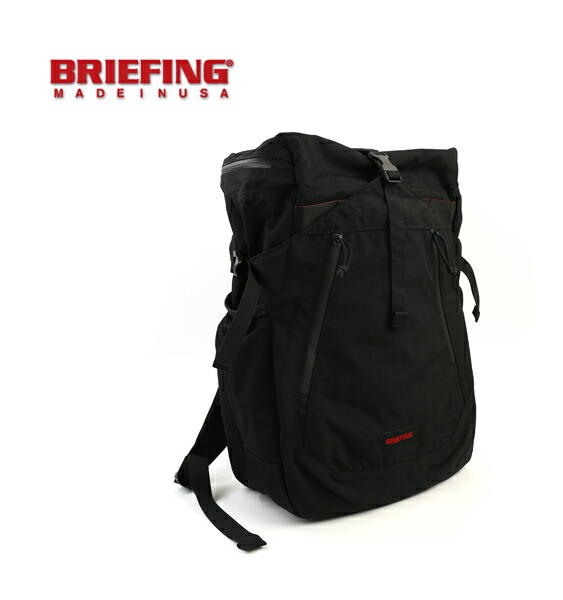 BRIEFING(ブリーフィング) コーデュラナイロン  バックパック リュック ACTIVIST PACK・BRF526219  #BRIEFING