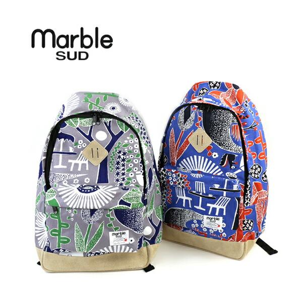 marble SUD(マーブルシュッド) コットン ハンプ FIKA リュックサック デイパック・088S005154  #marbleSUD
