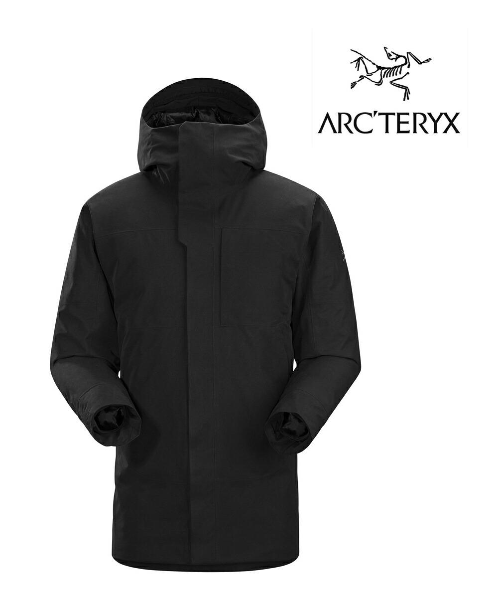 ARC'TERYX(アークテリクス) ゴアテックス 防水 メンズ フーデッド ダウンコート サーミーパーカ THERME PARKA MENS・THERME-PK  #ARC'TERYX