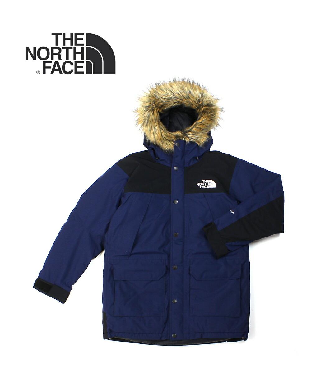 THE NORTH FACE(ザ ノースフェイス) ゴアテックス 防水 エコファー マウンテンダウンコート MOUNTAIN DOWN COAT・ND91835  #THENORTHFACE