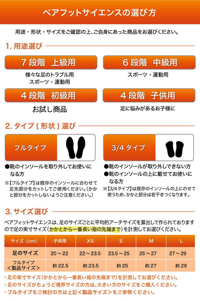 開張足インソール、靴の中敷き
