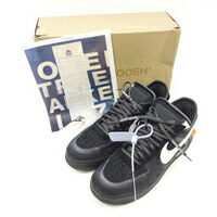 ×OFF WHITE AIR FORCE 1 LOW エアフォース1