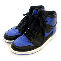 AIR JORDAN 1 RETRO HIGH OG ROYAL エアジョーダン
