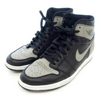 AIR JORDAN 1 RETRO HIGH OG SHADOW シャドー