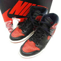 AIR JORDAN 1 RETRO HIGH OG BANNED BRED