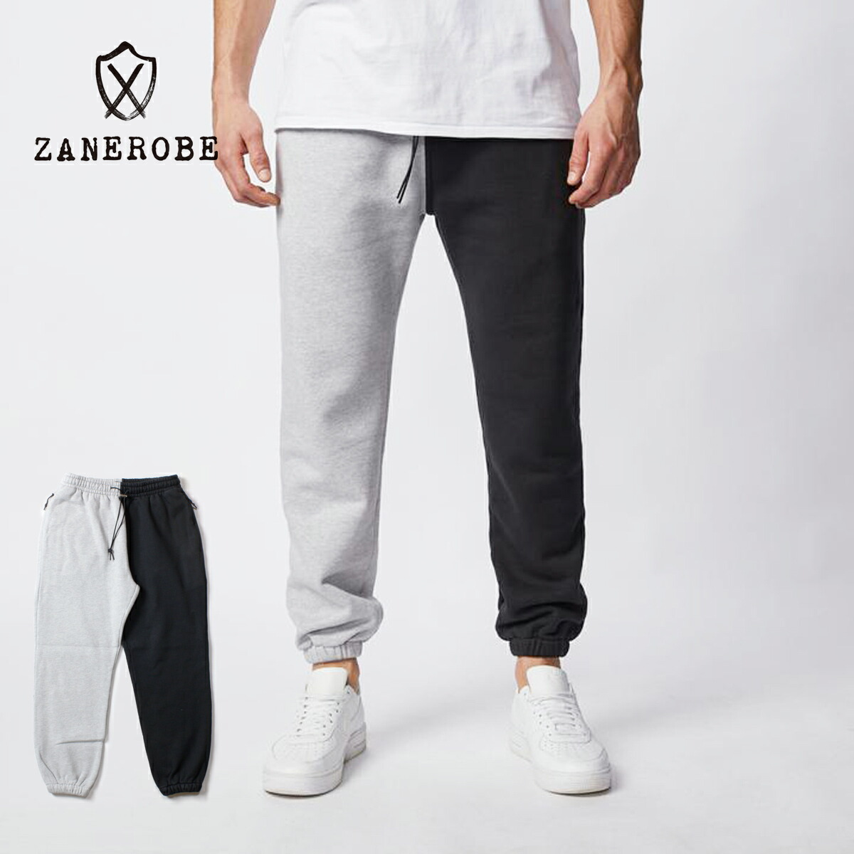 ZANEROBE ゼインローブ SPLICE JUMPA SWEAT FLEECE JOGGER