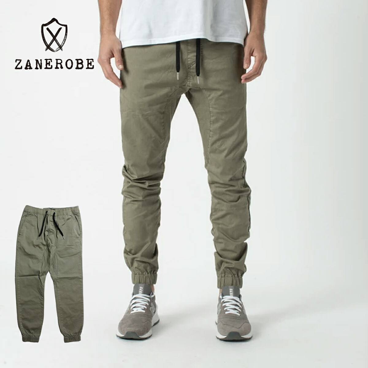ZANEROBE ゼインローブ SURESHOT LEIGHTWEIGHT JOGGER