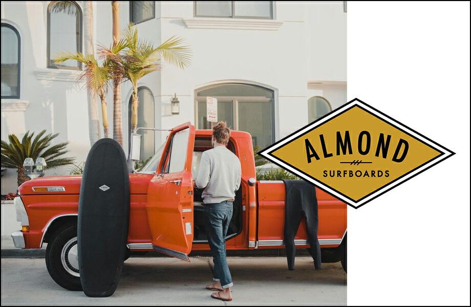 Almond Surfboards & Design,アーモンドサーフボードデザイン