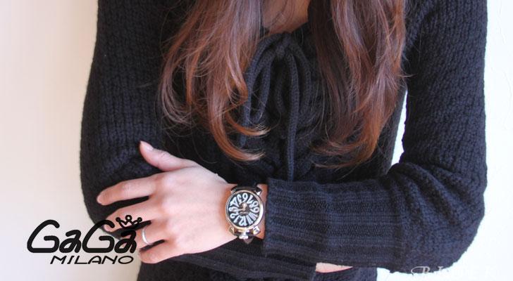 size 40 08aad a7bbc 楽天市場】ガガミラノ マヌアーレ40MM 腕時計 ユニセックス GaGa ...