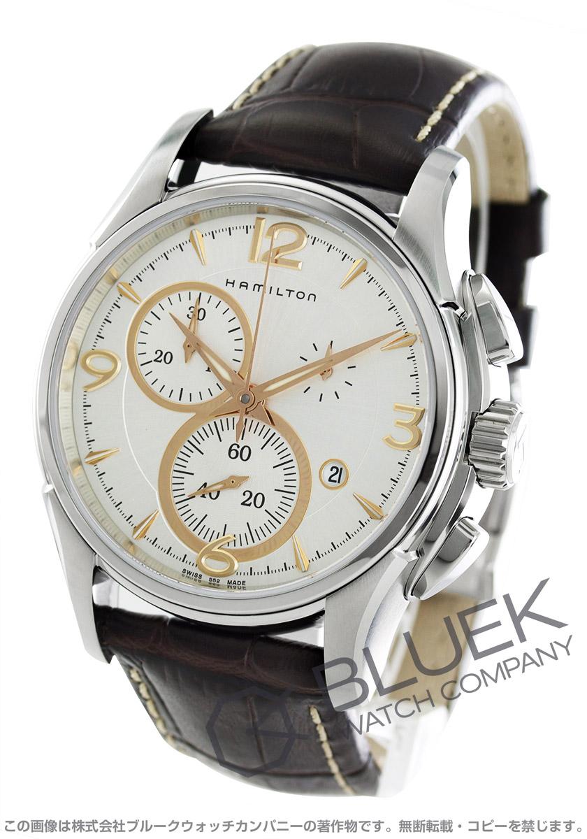 finest selection 9db9c 25169 ハミルトン ジャズマスター クロノクオーツ クロノグラフ 腕時計 メンズ HAMILTON H32612555_8 ブルークウォッチカンパニー