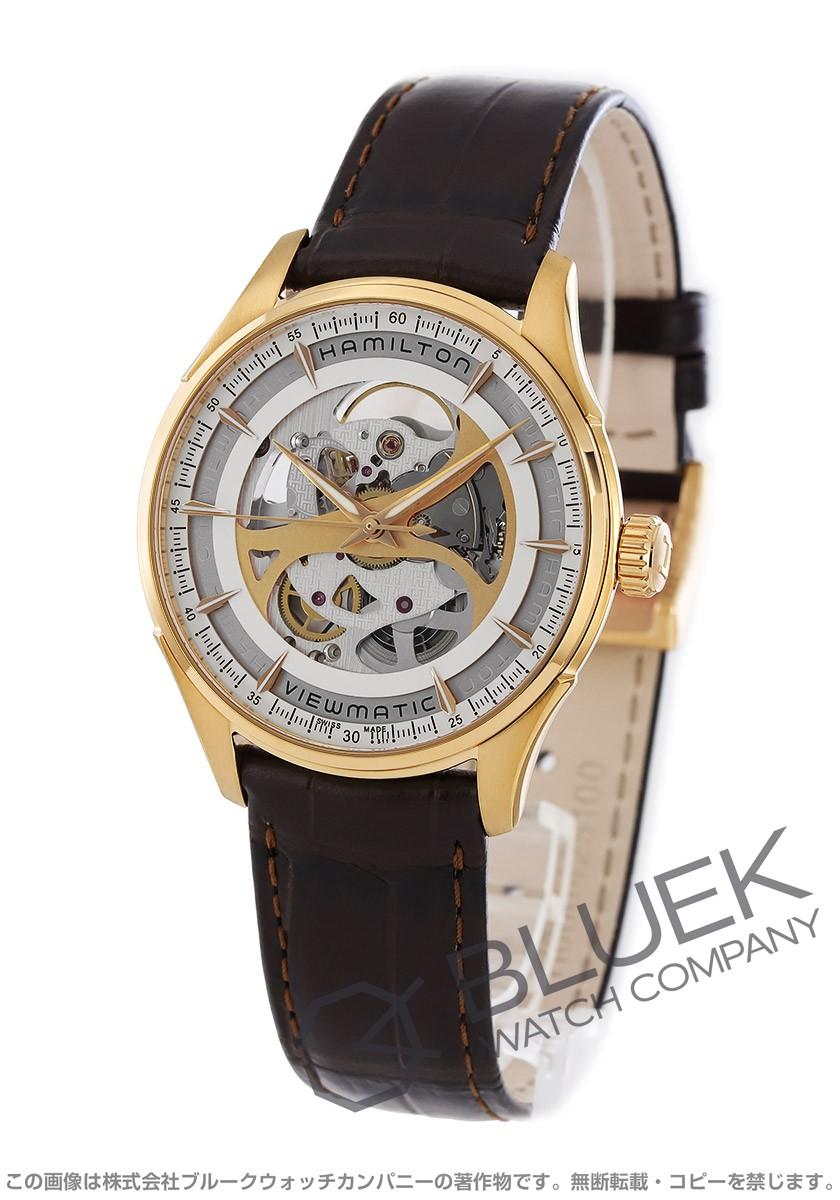 new style ec8c1 ef096 ハミルトン ジャズマスター ビューマチック スケルトン 腕時計 ...