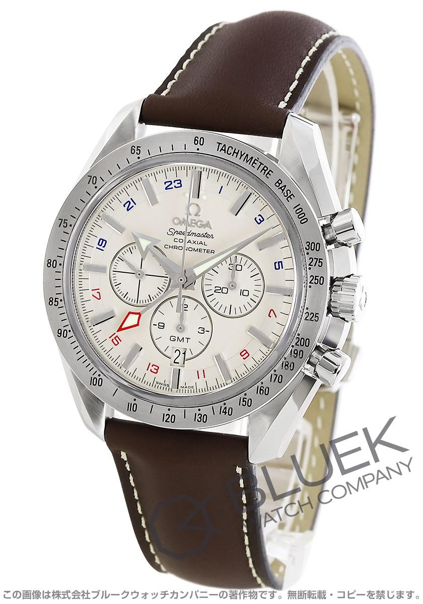 new product 2362d 33c56 オメガ スピードマスター ブロードアロー クロノグラフ GMT ...